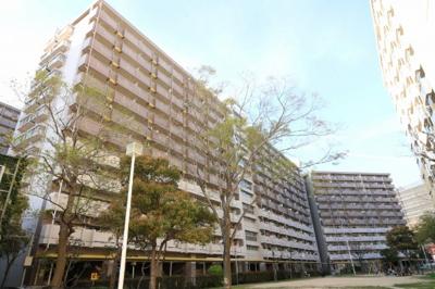 【外観】武庫川樹のまち第一第16号棟
