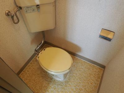 【トイレ】駅前ビルウエダ