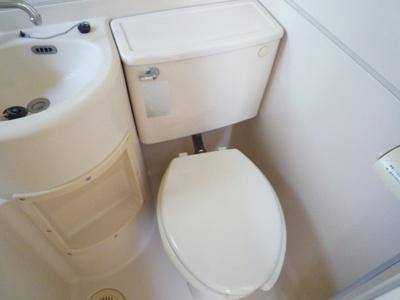 【トイレ】プチハウス