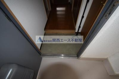 【玄関】イフコート