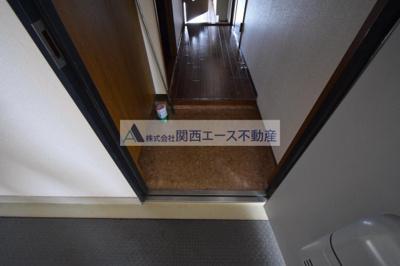 【玄関】パルティグⅡ