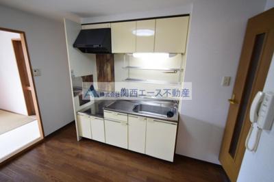 【キッチン】パルティグⅡ