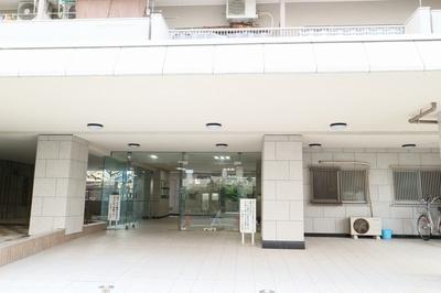 【エントランス】深江橋第2コーポ
