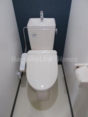 フォレノワールのトイレ★