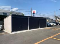 神田髙木シャッター付倉庫の画像