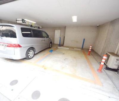 【駐車場】メインステージ上野