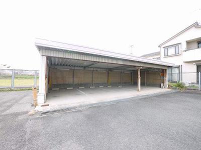 【駐車場】三条桧町 貸倉庫事務所
