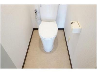 【トイレ】南平台ヤタヒルズⅡ