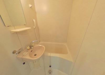 【浴室】ハイツ大河原