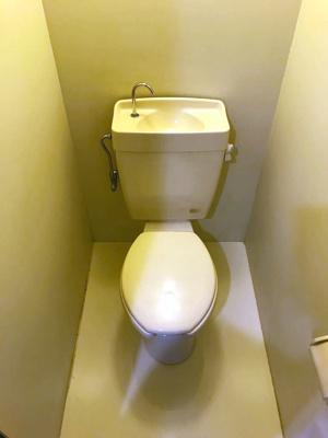 【トイレ】ハイツ大河原