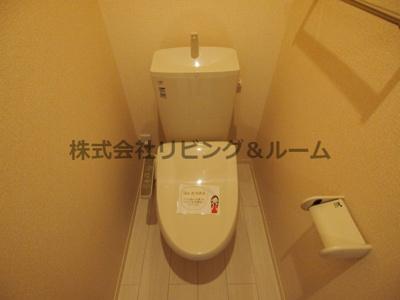 【トイレ】オーシャンズ F