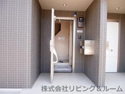 【玄関】オーシャンズ F