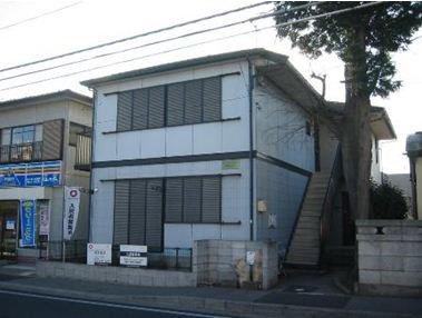 薬円台駅から徒歩4分!