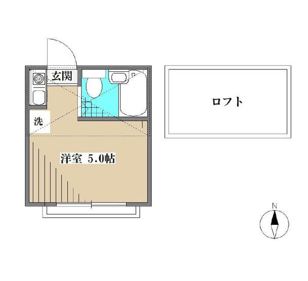 ハイツ江古田B棟