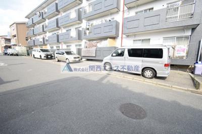 【駐車場】Serie東大阪
