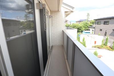 【バルコニー】kafuu residence B