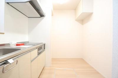 【キッチン】kafuu residence B