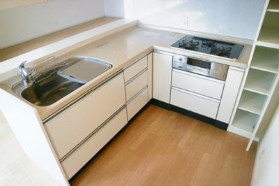 【キッチン】センティア中之島南