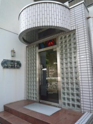 【エントランス】新大阪ハイグレードコーポ