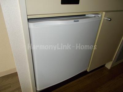 ペガサスマンション十条のミニ冷蔵庫