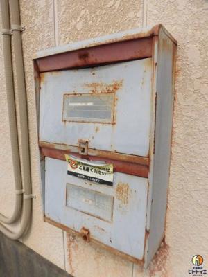 郵便ポストです