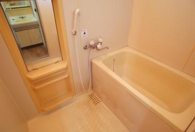 【浴室】プレジール今寺