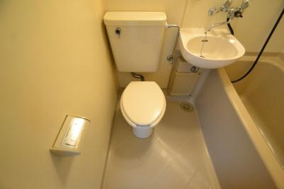 【トイレ】ライオンズマンション王子公園第3