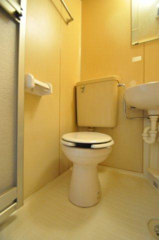 【トイレ】ビジタル浪速5