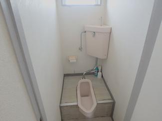 【トイレ】L&M・貸店舗