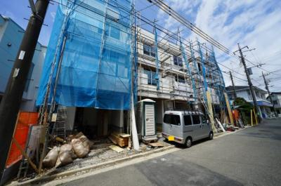 【外観】保土ヶ谷区権太坂1丁目全4棟 新築戸建