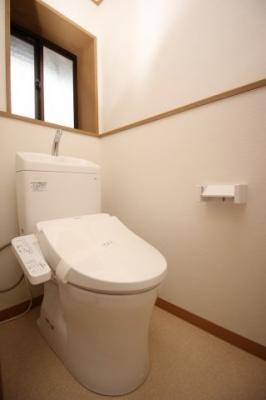 【トイレ】紫竹西大門町貸家