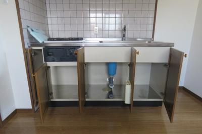 【キッチン】タウンコート人宿町