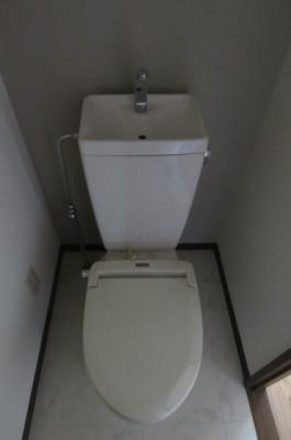 【トイレ】タウンコート人宿町