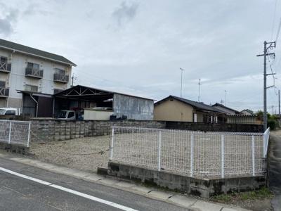 【外観】中島 借地