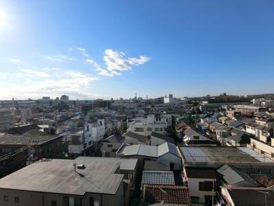 【展望】リヴシティ堀切菖蒲園