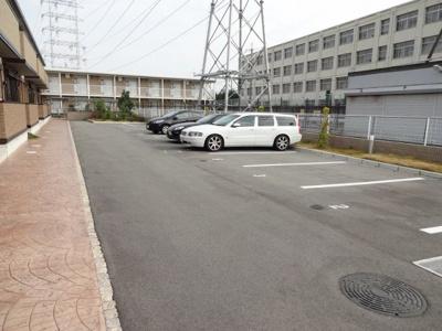 【駐車場】グランレーヴ