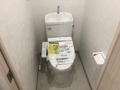 【トイレ】TSK蒲田フラワーマンションB棟