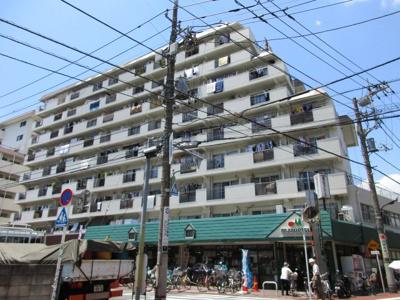 【外観】TSK蒲田フラワーマンションB棟