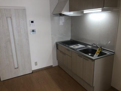 【キッチン】TSK蒲田フラワーマンションB棟