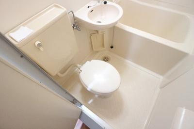 【トイレ】サカエハイツ