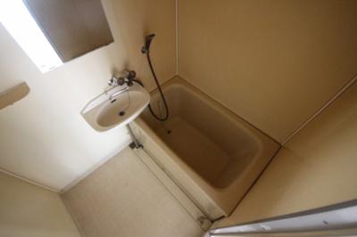 【浴室】ヴィラ六甲道