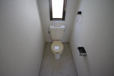 【トイレ】ヴィラ六甲道