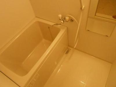 【浴室】グロリア与力