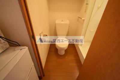 【トイレ】レオパレスCOMFORT