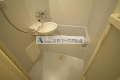【浴室】レオパレスCOMFORT