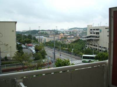 【展望】名谷(7)団地