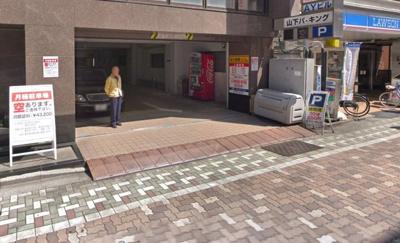 AYビル駐車場(山下パーキング)