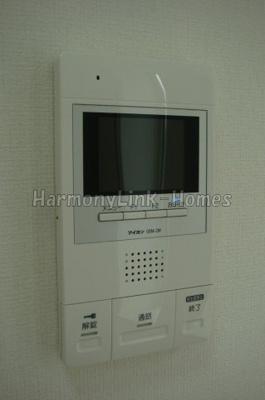 フェリスライズのTV付インターホン☆