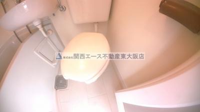 【トイレ】枚岡CTヒルズ