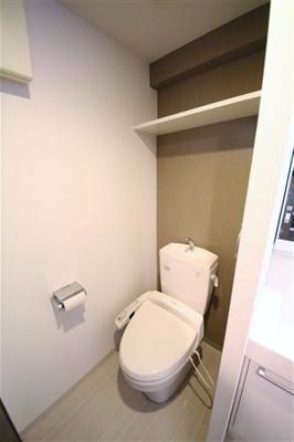 【トイレ】アドバンス新大阪Ⅵビオラ